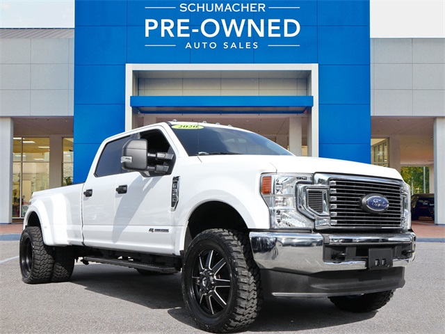 Pre-Owned 2020 Ford F-350SD
