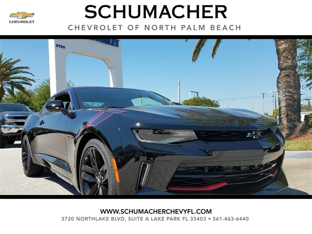 New 2018 Chevrolet Camaro 2LT