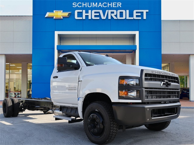 New 2019 Chevrolet Silverado 4500HD Work Truck