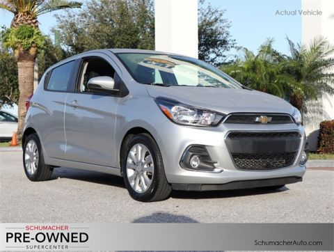 Certified Pre-Owned 2016 Chevrolet Spark 1LT
